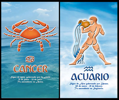 how to make an aquarius and cancer relationship work