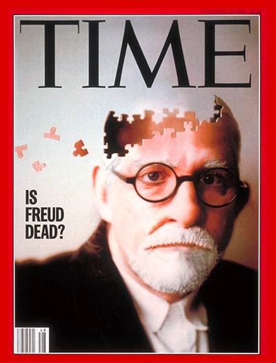 TIME cover, Is Freud Dead?