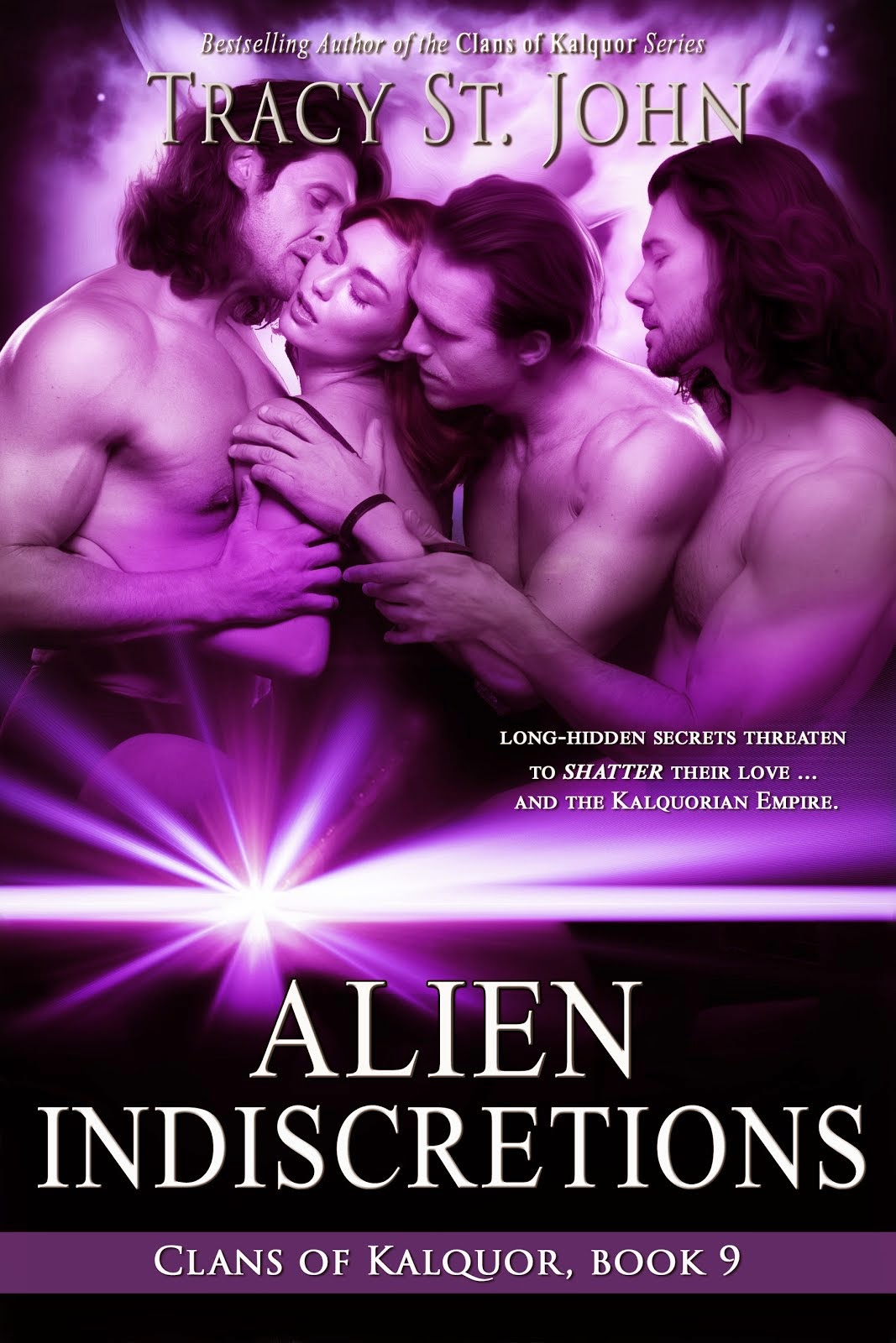 Clans of Kalquor 9: Alien Indiscretions