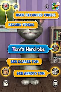 para Tablet y Móvil: Descargar Talking Tom Cat 2 Premium v2.1 .apk