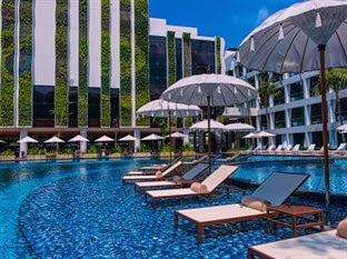 Hotel Bintang 5 Kuta Bali - The Stones Hotel - Legian Bali