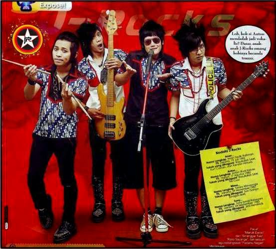 J-Rocks album