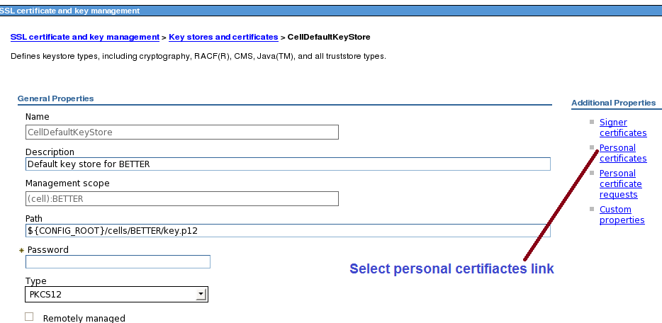 how to get alias name from certificate