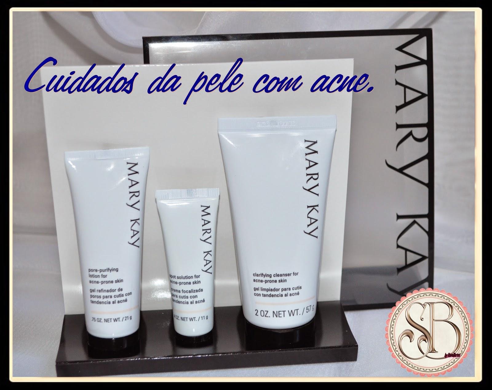 Somando Beleza, Sistema de Cuidados da Pele com Acne Mary Kay, Linda linda, Dalí