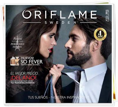 Catalogo Oriflame Mexico Campaña 12 2015