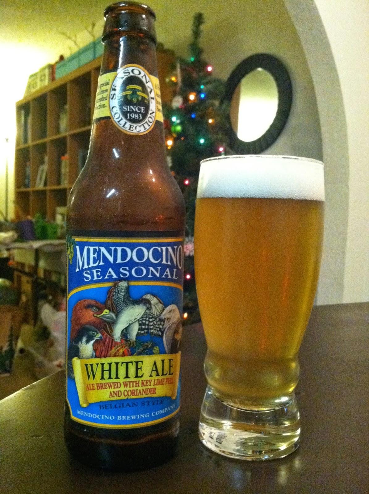 mendocino white ale 1