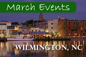 Photo of Wilmington NC March Events