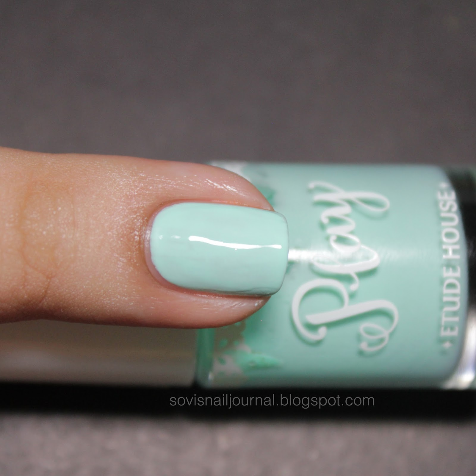 Sovi\'s Nail Journal: Etude House Play Nails Masterpost (WARNING ...