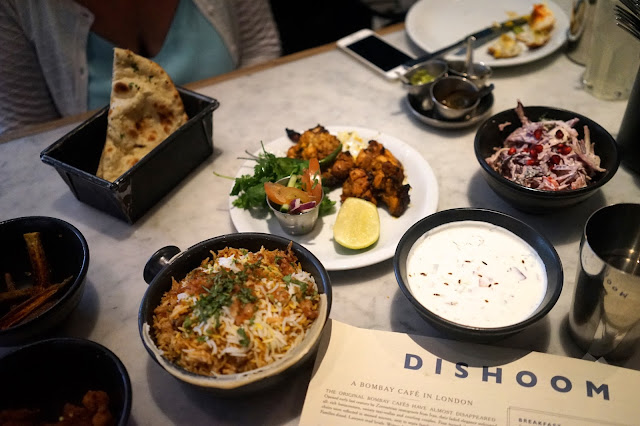 Dishoom london