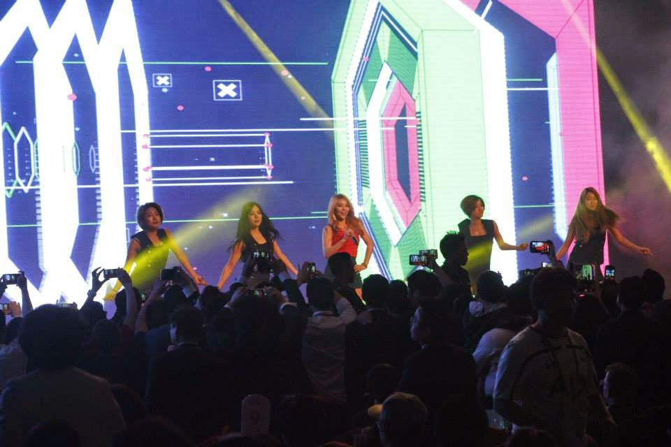 Ailee, Sabah, Kpop, Malaysia