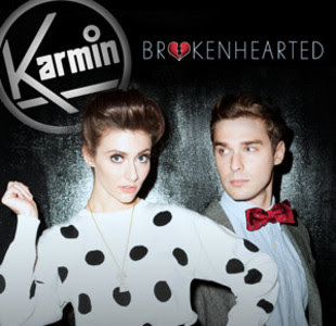 Karmin - Brokenhearted Lyrics