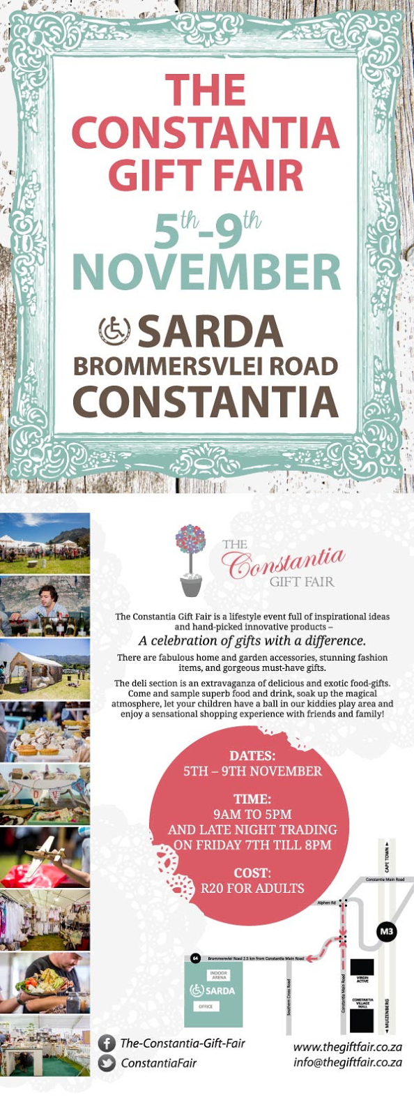 The Constantia Gif Fair