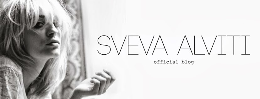 The official blog of Sveva Alviti
