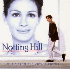 notting hill una peli que me hace feliz