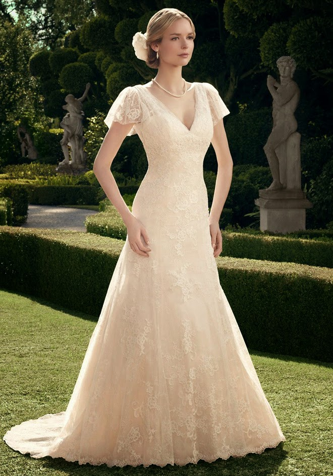 Casablanca Wedding Gown 24 Fabulous