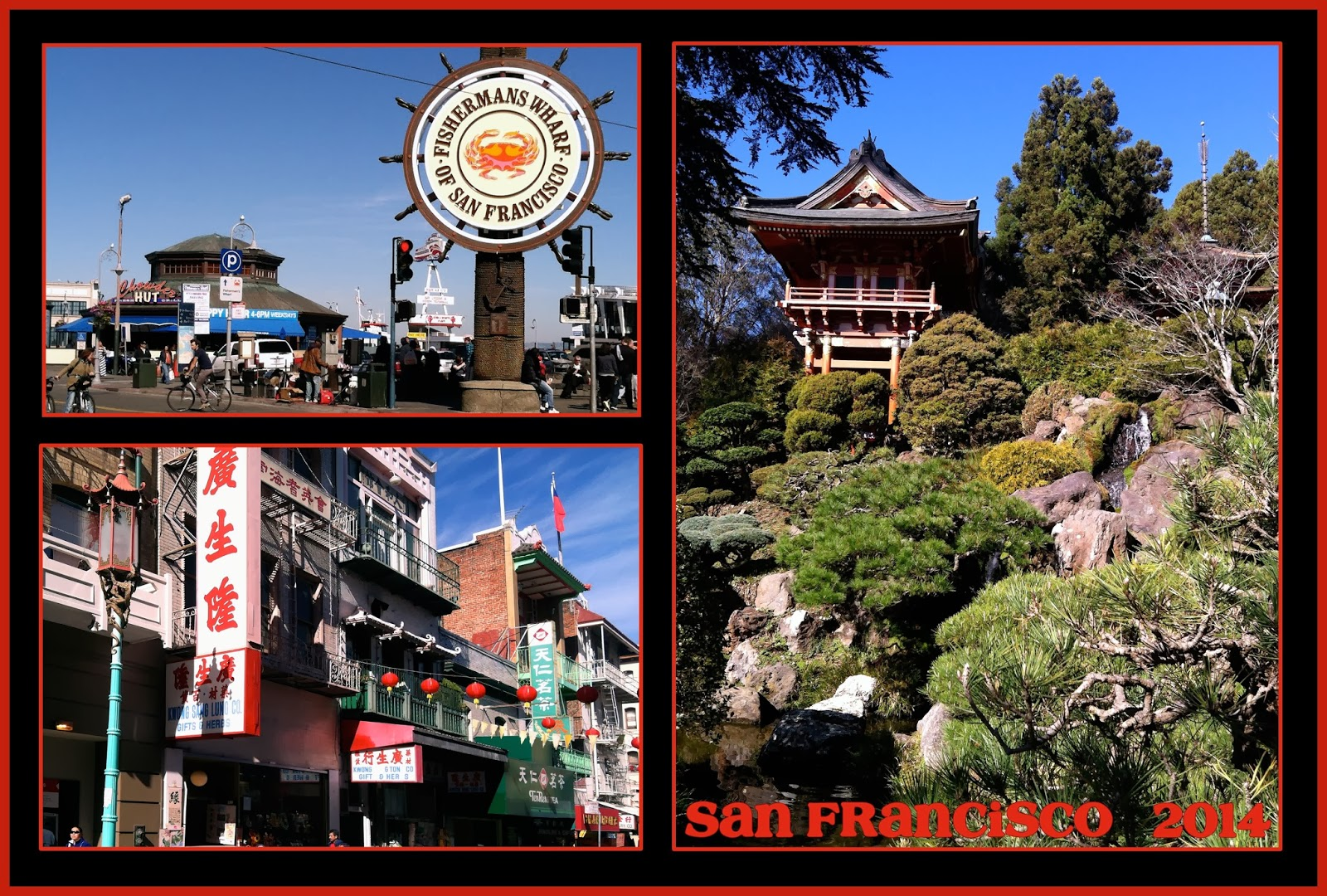 San Francisco Trip 2014