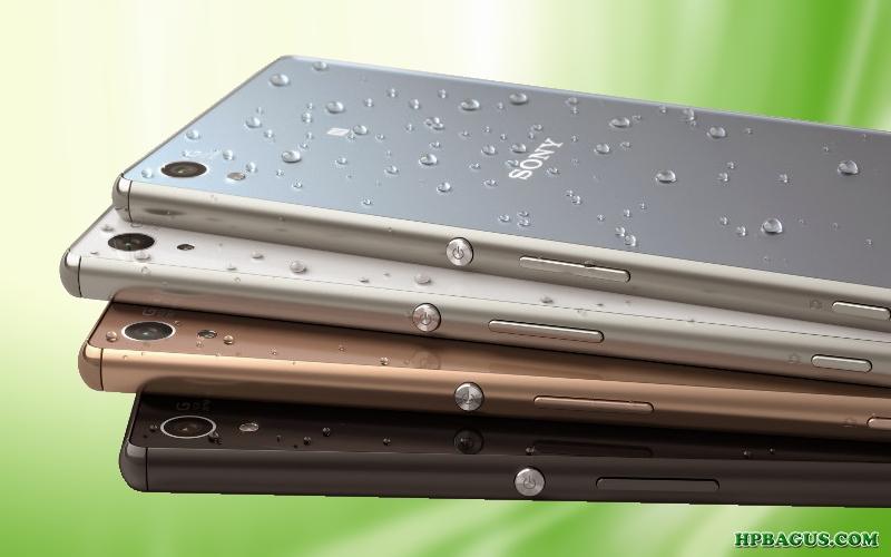 Harga Sony Xperia Z3 Plus Dual, Phablet Android 4G Anti Air Berspesifikasi Kamera 20.7 MP