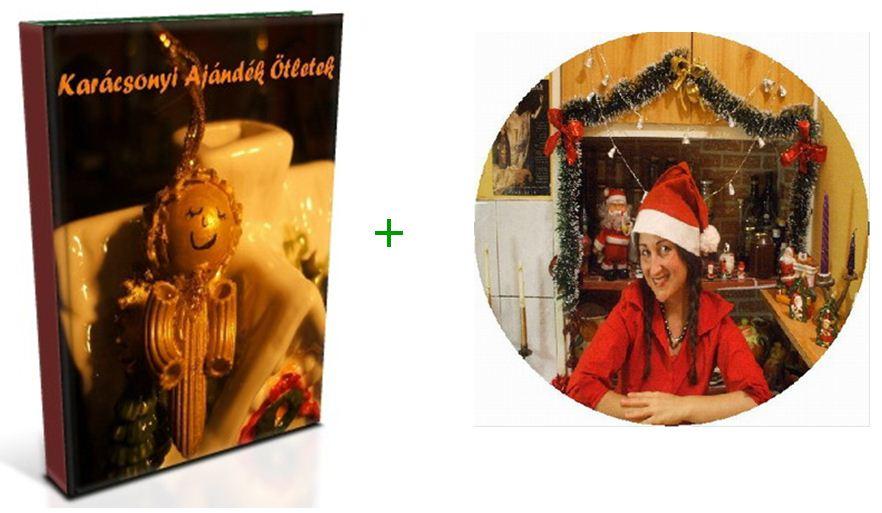 A könyvben 55 ötletet találhattok, több mint 80 oldalon, színes képekkel illusztrálva, és kész sablonokkal. Mikulásként várlak a képernyő elé, 20 perc interaktív tortakészítés videó közben!