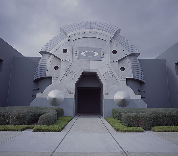 Ugly architecture - Oakley Headquarters - you are not an architect