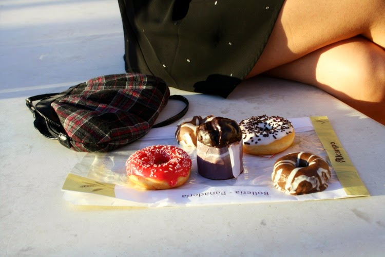 OOTD: Doughnut time