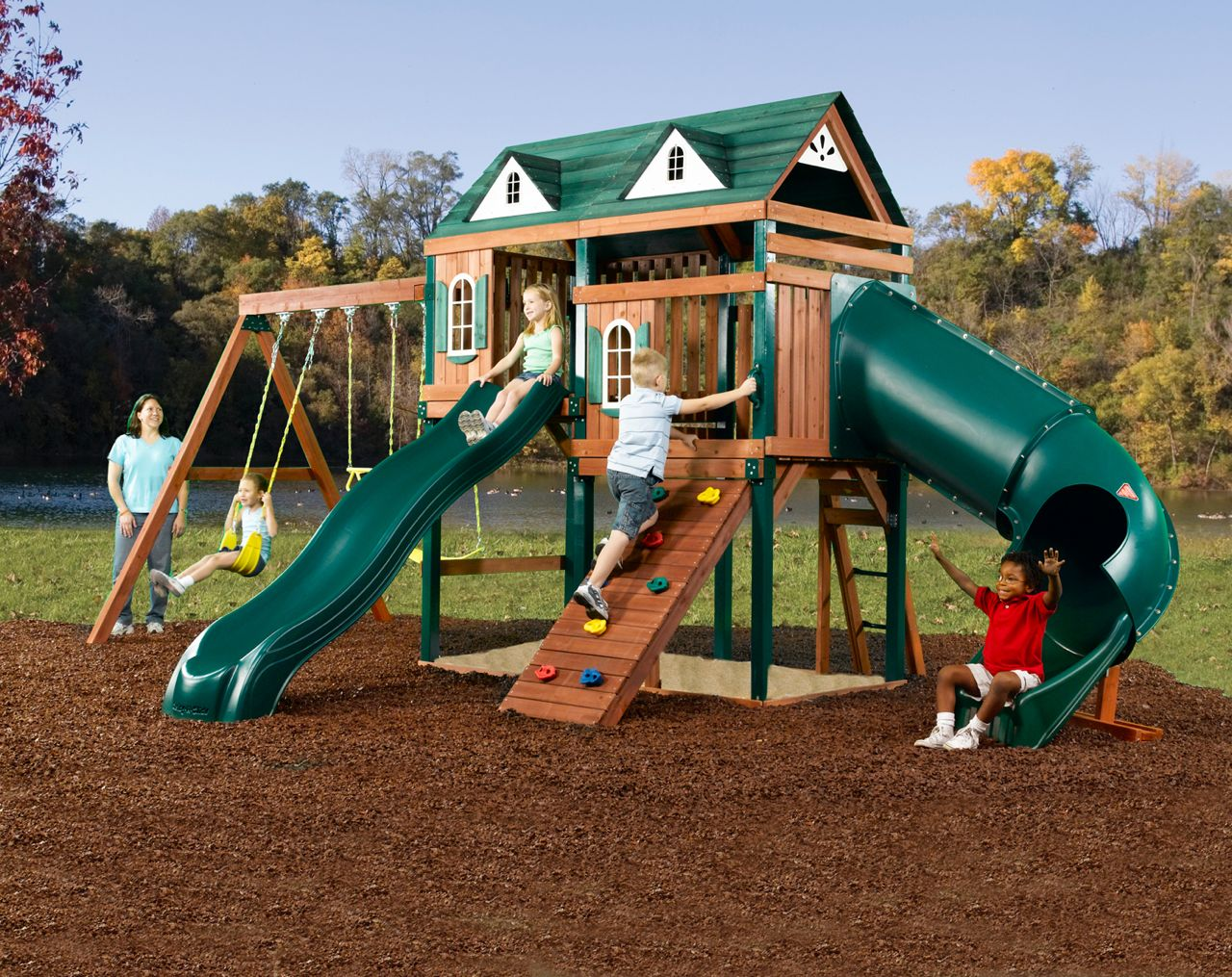 Sycamore Play Set