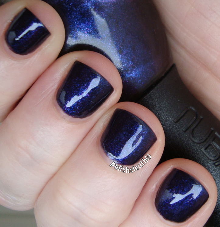 Nubar's Passionate Purple