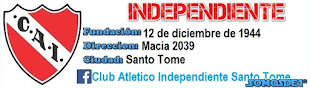 Independiente de Santo Tome