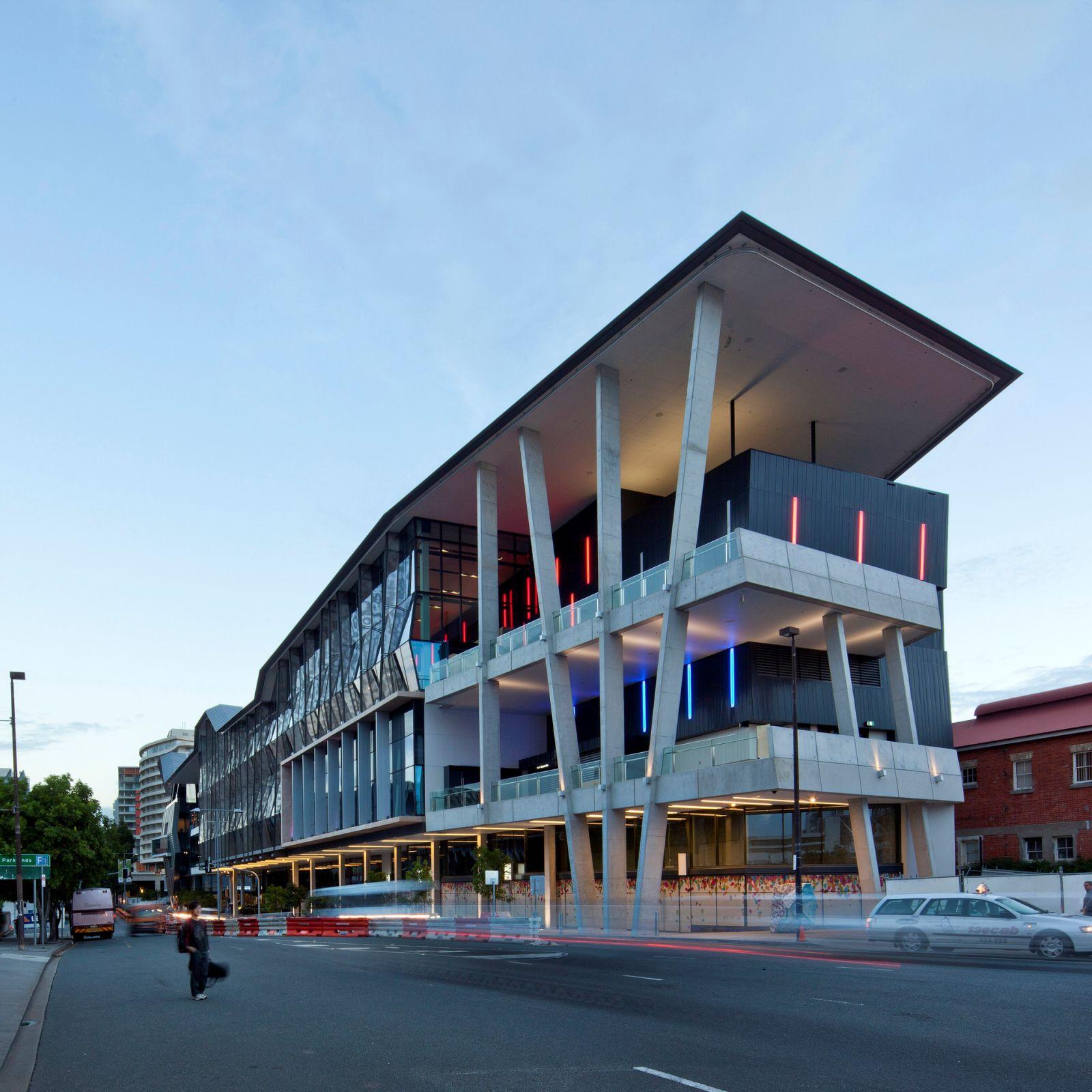 Brisbane Convention Exhibition Centre Expansion By Cox