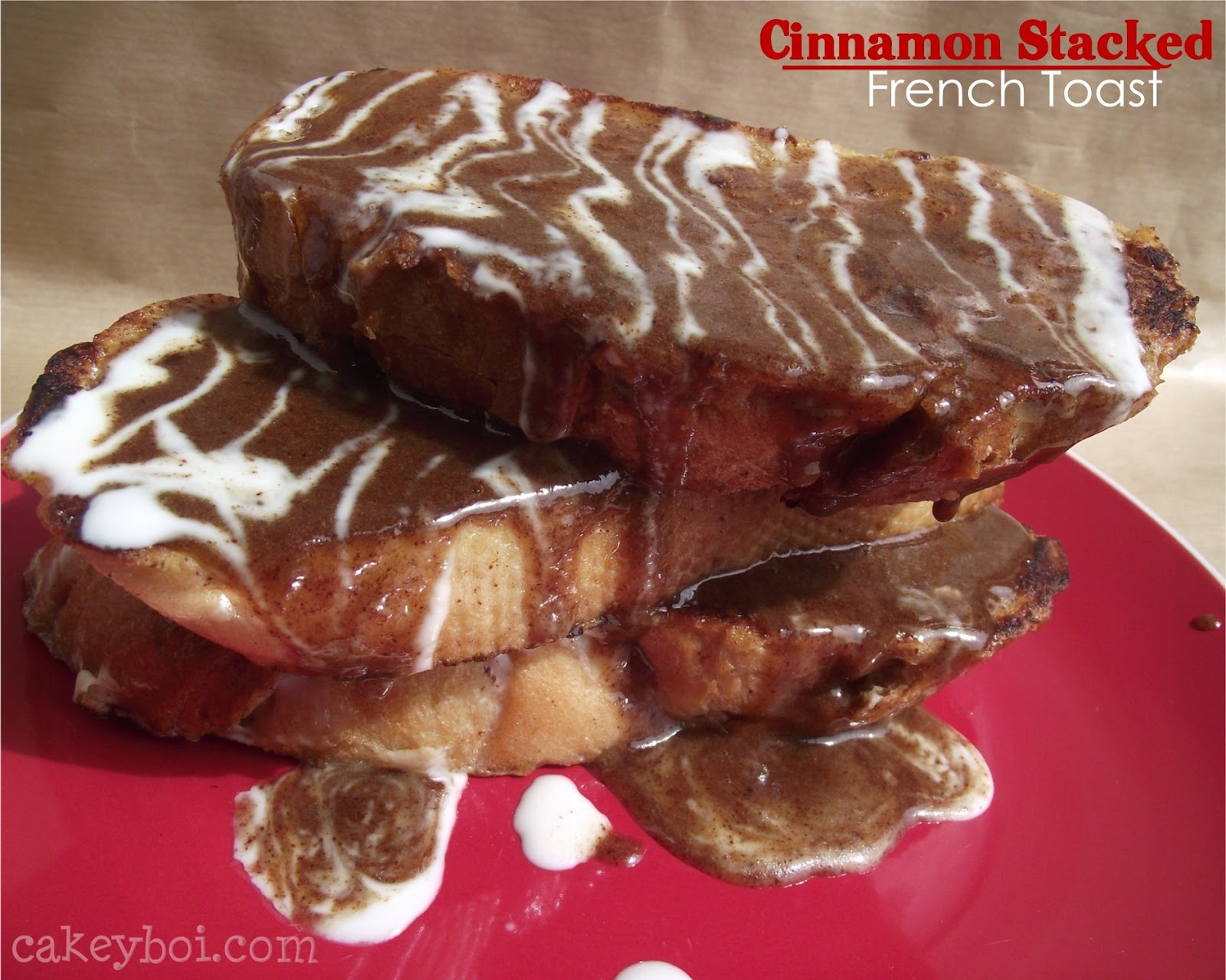 Cinn-A-Stack French Toast