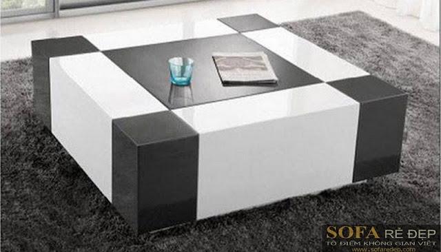 Bàn sofa gỗ BS003