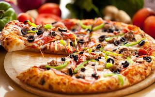 CARA MEMBUAT PIZZA ROTI SPESIAL