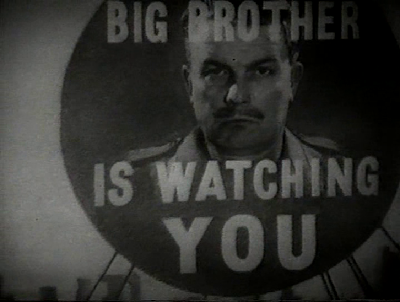 Big Brother Nineteen Eighty-Four 1954