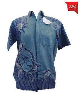 Batik murah dengan harga 63 ribu