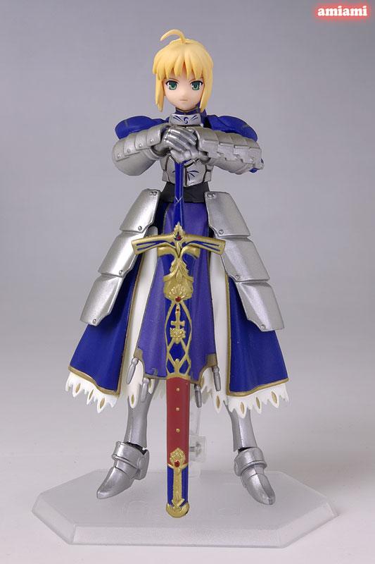 Figma Saber Armor Ver.