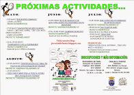 ACTIVIDADES DE VERANO 2014
