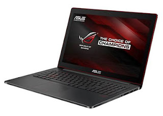 Asus ROG GL551JW Drivers Download For Windows 7/8 64 Bit and Windows 8.1/10 64 bit