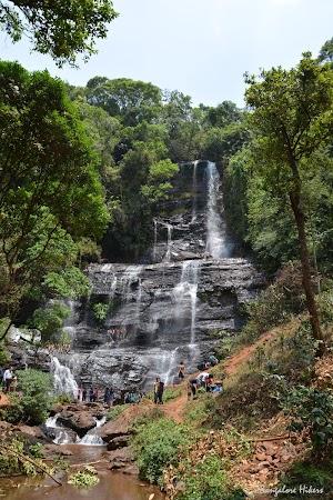 Jhari Water Falls, Chickmagallur, Karnataka