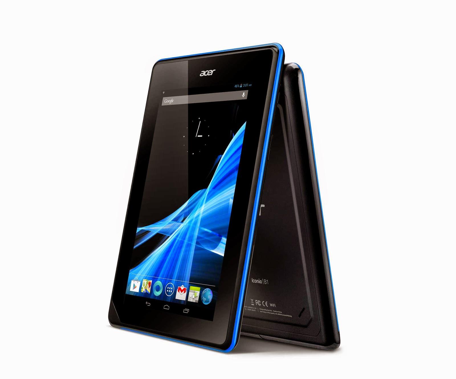 Aplikasi Wajib Android Acer Iconia