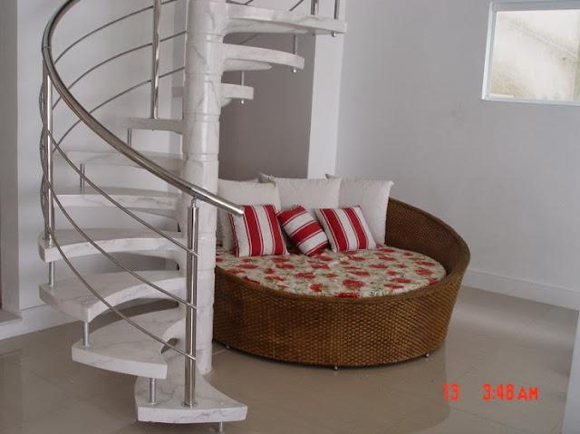 Decoracao De Sala Com Escada ~ Another Image For decoração de sala pequena com escada caracol