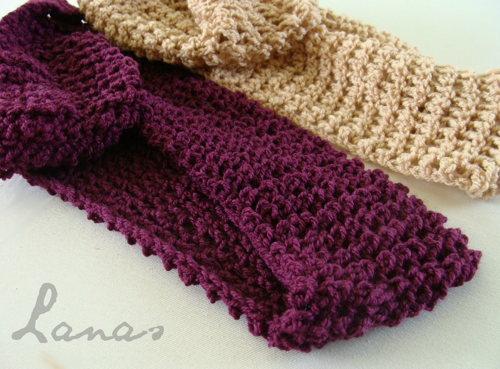 How To Crochet Scarf Tutorial : infinity scarf tutorial crochet tutorial how to make