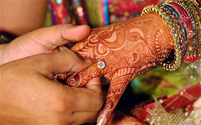 India Bride marries guest as groom disappears on wedding day