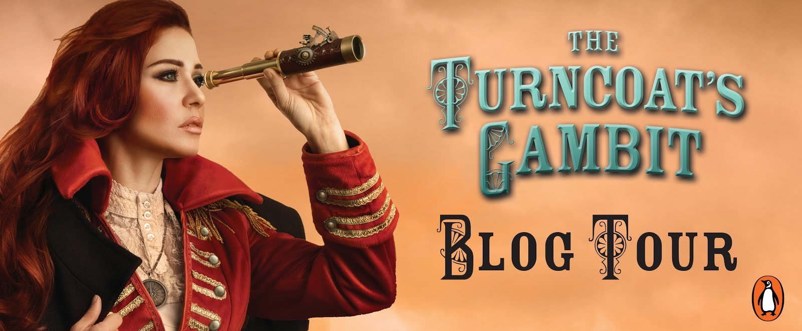 Blog Tour: The Turncoat's Gambit