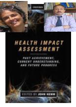 FABRIZIO BIANCHI e  LILIANA CORI:HEALTH IMPACT ASSESMENT