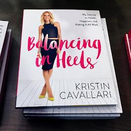 Kristin Cavallari's Balancing in Heels Book