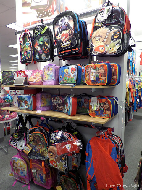 Back to School Shopping with Kohl's at LoveGrowsWild.com #KohlsBack2School #sponsored