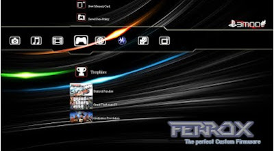 Download CFW 4.75 FERROX/CFW 4.75 NOBD EDITION V1.00 Gratis Untuk PS3