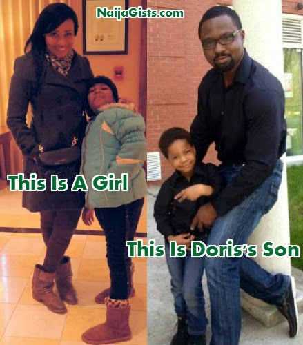 doris simeon son