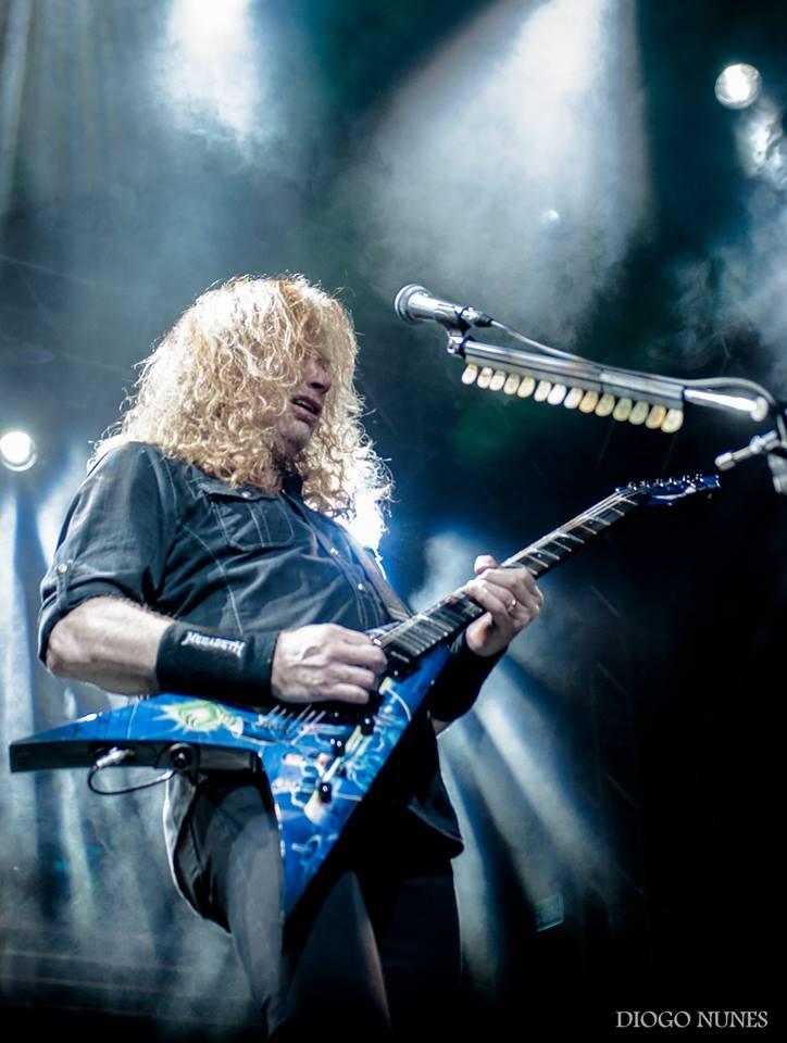 Confira como foi a 3° passagem do Megadeth pela capital gaúcha!