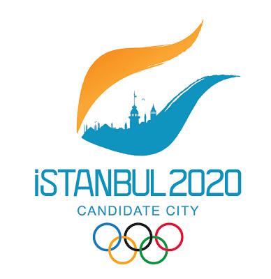 istanbul 2020 olimpiyat logosu