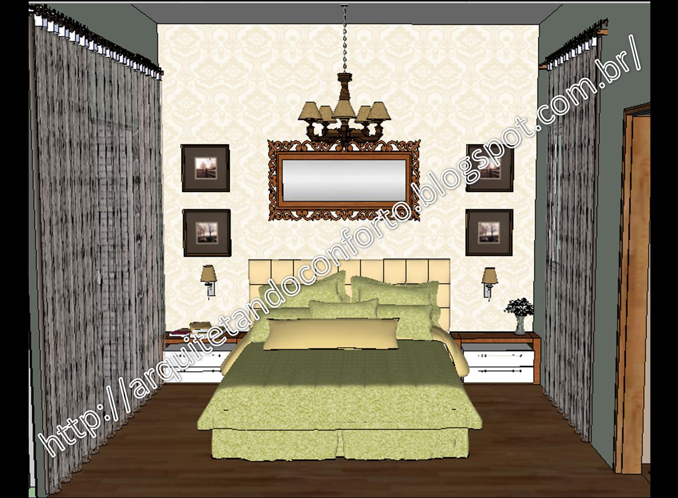 #90633B hoje vou postar o quarto de casal da casa de 5 50m de frente 636 Janelas Para Quarto